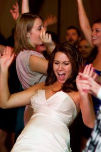 Excited Bride - Conway Entertainment