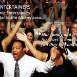 Outstanding, Dynamic Entertainers