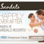 Sandals Honeymoon