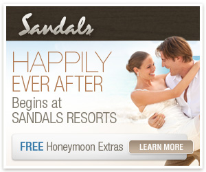 Sandals Honeymoon