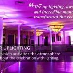 Ambient Décor Uplighting