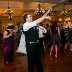 Nate Miller on Dance Floor